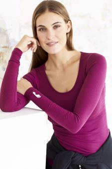 Plum Long Sleeve